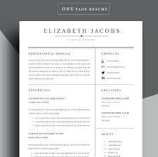 illustrator resume templates adobe illustrator resume template