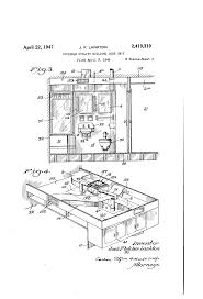 patent us2419319 portable utility building core unit google
