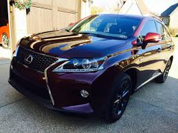 lexus touch up paint claret mica f sport rollcall thread page 13 clublexus lexus forum discussion