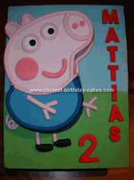 george pig birthday cake template 28 images george pig cake