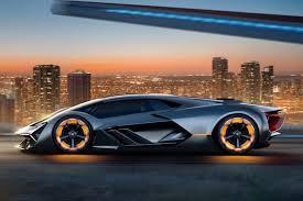 lamborghini car dealerships the lamborghini terzo millennio previews an electric future