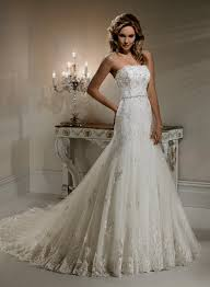 a line wedding dress a line lace wedding dresses naf dresses