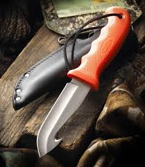 buck kitchen knives gut hook hunting knife sporting knives by cutco