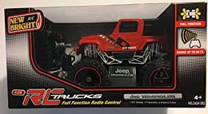 bright rc jeep wrangler amazon com bright rc jeep wrangler toys