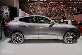 lazareth lm 847 price maserati levante suv looks like a ghibli on stilts in geneva