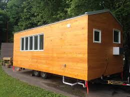 modern tiny house on wheels or by rustic modern tiny house 8