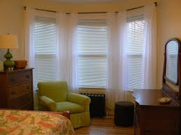 Umbra Bay Window Curtain Rod Modern Curved Window Curtain Rod Decorate Curved Window Curtain
