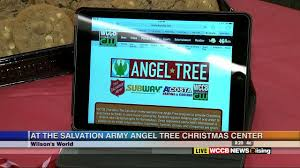salvation army angel tree wccb charlotte