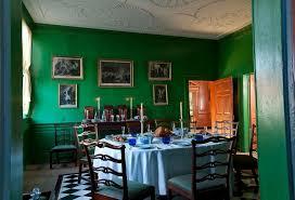 In A Groundbreaking Exhibit At Mount Vernon Slaves Speak And - Mount vernon dining room