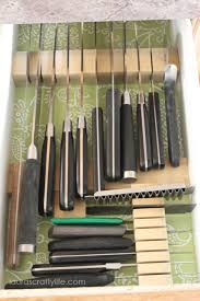 ways to organize knives that you will find really useful