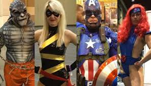 wizard world new orleans cosplay gallery