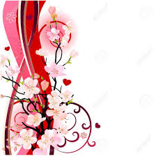 cherry blossom designs cherry blossom japanese stencil design