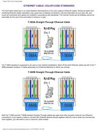 wiring diagram rj45 patch cable wiring diagram straight through