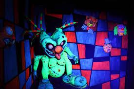 clowns 3d halloween horror nights haunt ratings u2013 scare zone