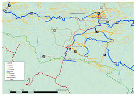 French Creek State Park Map South African National Parks Sanparks Official Website