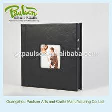 Self Adhesive Album Wedding Sticky Album Source Quality Wedding Sticky Album From