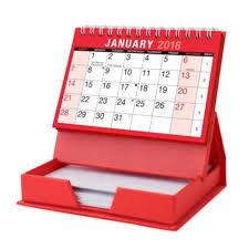 Desk Calendar With Stand Desk Calendars Ebay