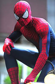 andrew garfield the amazing spider man 2 i can just imagine his