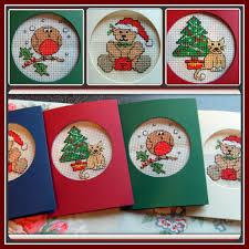 kandipandi cross stitch cards