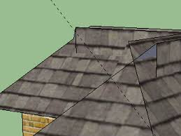 how to create a uniform sloped roof in sketchup 8 steps