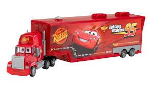 disney pixar cars movie mack carry case toys