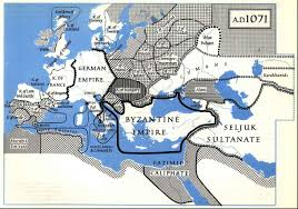 Asia Minor Map Seljuk U0026 Ottoman Period In Asia Minor
