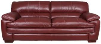 Sofas Center Sofa La Z by La Z Boy Dexter 100 Leather Red Sofa Homemakers Furniture