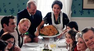 9 ways to survive thanksgiving with another family because every