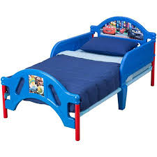 bedroom fascinating toddler bed walmart with drawer and mattress