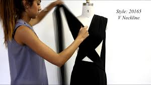 convertible dress how to style 20165 impression bridal youtube