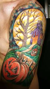 colorful tattoo sleeve photos for men design idea for men and women