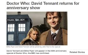 10th Doctor Meme - billie piper rose and david tennant 10th doctor will be