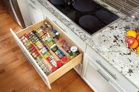 best kitchen cabinet drawer organizer the best spice racks for a modern kitchen based on their type