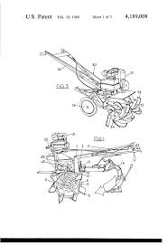 patent us4189008 agricultural machine with detachable and