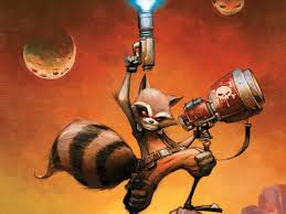 beautiful pictures of rocket raccoon download awesome collection