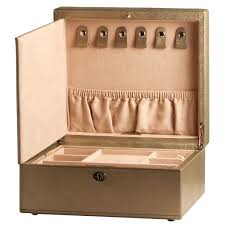 Pottery Barn Travel Jewelry Case Attractive Wolf Jewelry Box Pottery Barn Mckenna Leather Travel