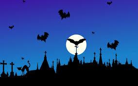 halloween background devil happy halloween devil night background photo shared by frederich34