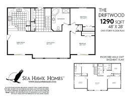 plans design walkout basement floor plans piceditors com
