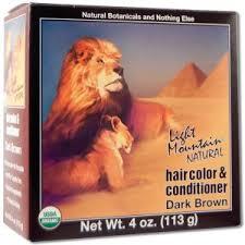 light mountain natural hair color black natural hair color and conditioner dark brown light mountain hair