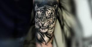 15 fierce tiger tattoos tattoodo
