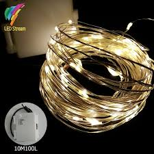 battery operated led lights with timer aa battery operated 33ft 10m 100 led christmas holiday wedding party