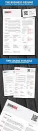 business resumes templates 11 best resume images on pinterest letter templates resume print templates clean business resume graphicriver