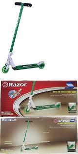 razor kick scooter light up wheels kick scooters 11331 razor s light up wheels kick scooter blue