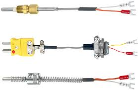 6 different types of temperature sensors with their specifications