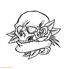 collection of 25 skull tattoo designs