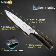 professional kitchen knives aliexpress buy kitchen knife 8 inch professional chef knives