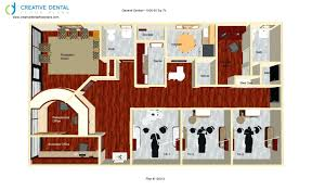 3d floor plan software free for modern office freemedical building