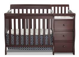 Baby Mod Mini Crib Sorelle Newport 2 In 1 Convertible Mini Crib And Changer Reviews
