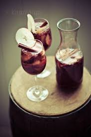 i think this thanksgiving we need a signature drink 21 big batch