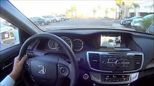 2013 honda accord ex manual transmission pov test drive youtube